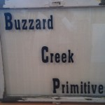 buzzard creek primitives
