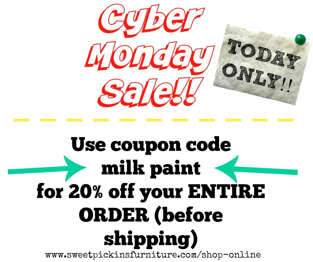 Cyber Monday Sale Sweet Pickins Furniture