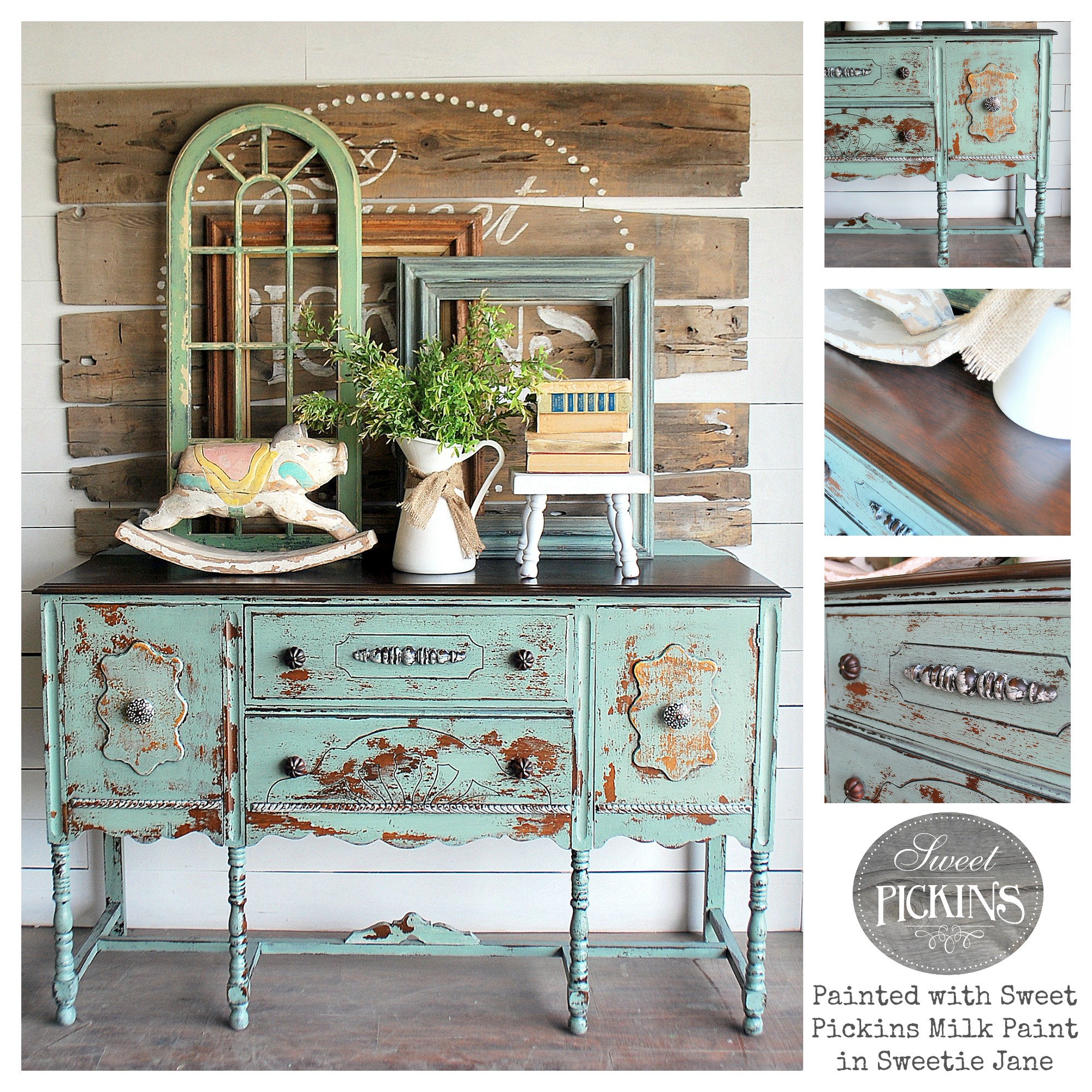 Sweetie jane pics our most popular milk paint color - Most popular furniture colors ...