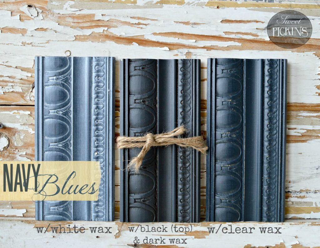 Sweet Pickins Milk Paint - Navy Blues